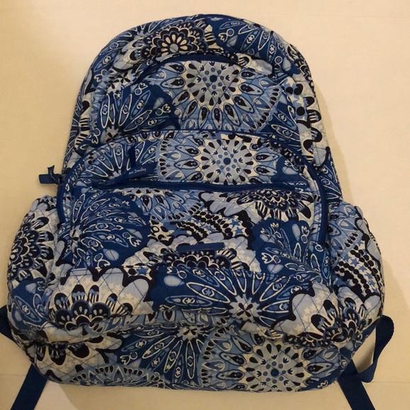 🔴SOLD🔴Verá Bradley Campus Backpack